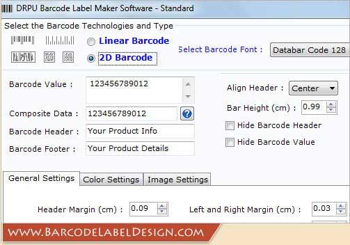 Windows 7 Order Barcode Label Software 7.3.0.1 full