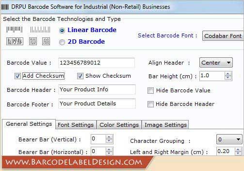 Windows 7 Warehousing Barcode Labels 7.3.0.1 full