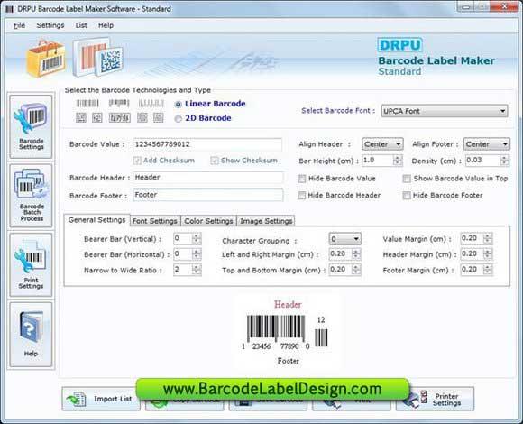 Windows 7 How to Generate UPC Barcode 7.3.0.1 full